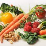 Zutaten Obst und Gemüse auf Wunsch Bio
