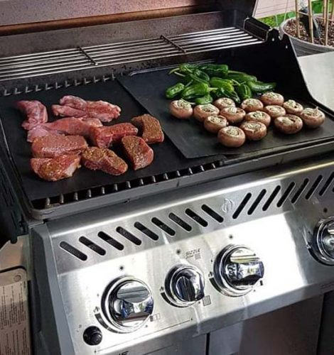 Unser Gas-Grill